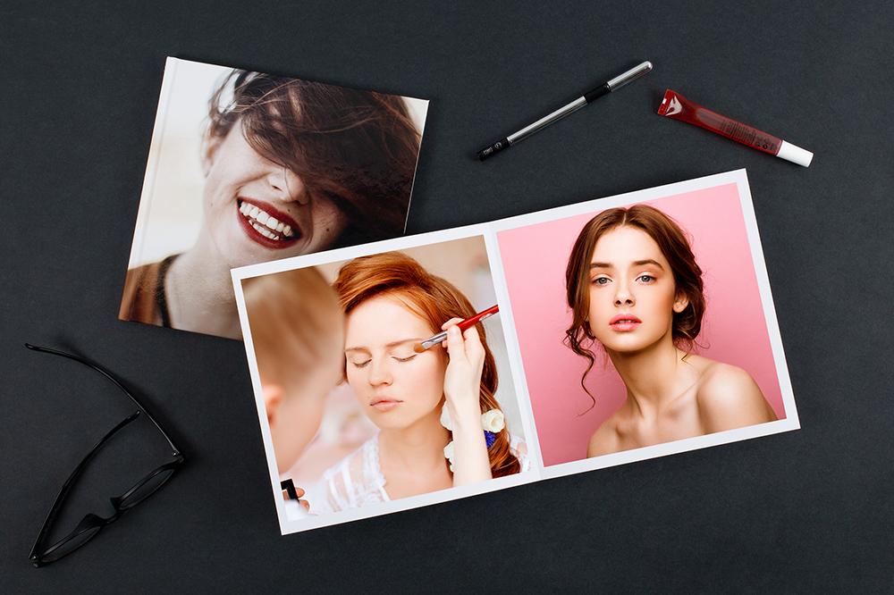 Портфолио визажиста | Фотокнига netPrint