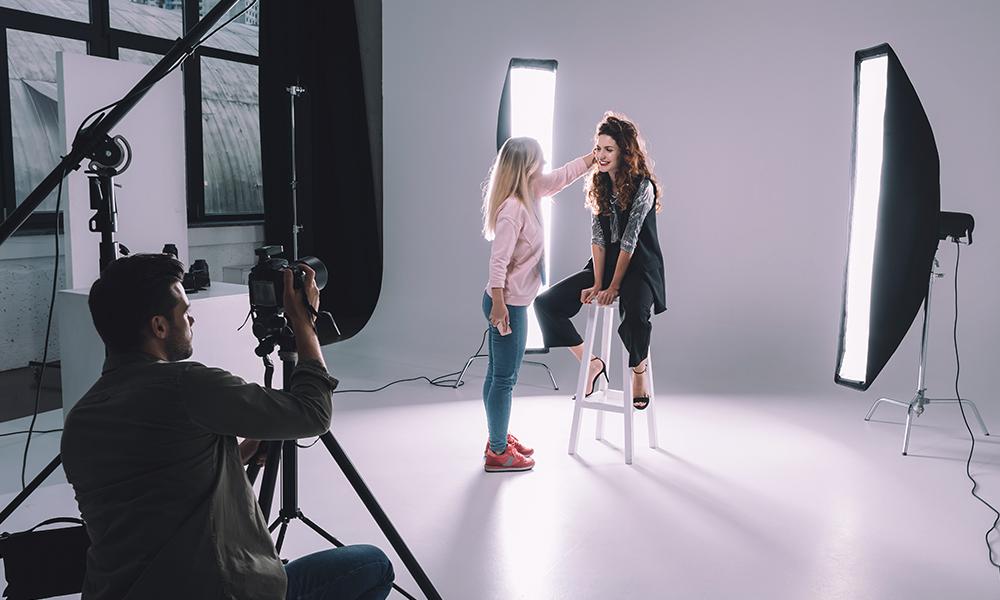 Как одеться на фотосессию | Блог netPrint.ru