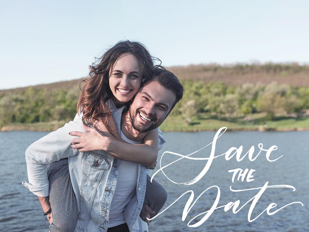 Save the date: идеи для ваших фото